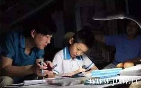 孩子晚上作业写不完怎么办?熬夜吗?